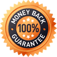 100% money back gurantee